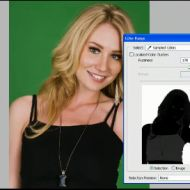 Photoshop Tutorial: Chroma Key Isolated – How to Isolate An Image
