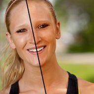 Editing Skin Tone – Creating a Tan